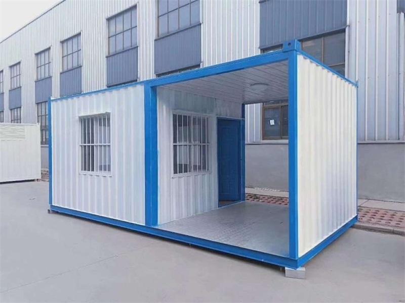 3乘6米集装箱门卫室